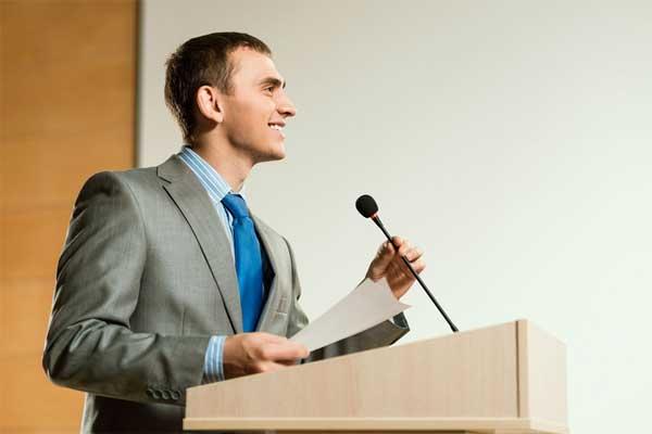 Cómo dar un buen discurso