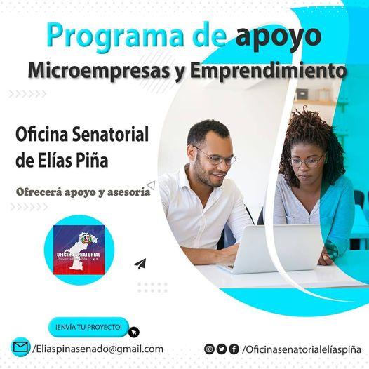 Programa de apoyo Microempresas y Emprendimiento.