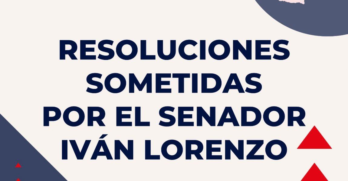 Resolución que solicita al presidente constitucional de la República Dominicana, Luis R. Abinader Corona, la inclusión en el Presupuesto General de la Nación de la construcción de las carreteras Comendador-Sábana Larga y Comendador-Macasías.